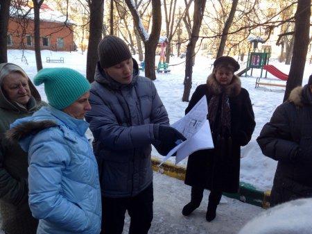 У депутата Совета депутатов — Андрея Александровича Шаранова состоялась очередная встреча