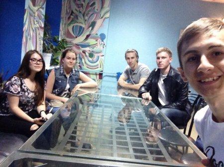 Состоялась рабочая встреча среди членов и активистов Молодёжного парламента